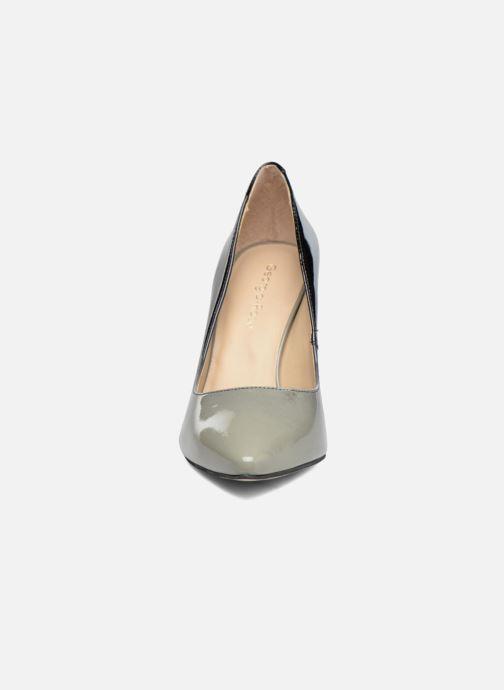 Escarpins Georgia Rose Glady Gris vue portées chaussures