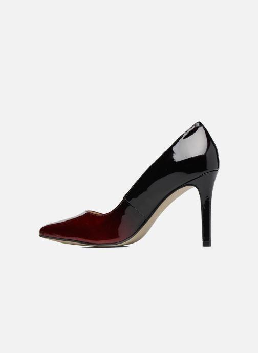 Zapatos de tacón Georgia Rose Glady Vino vista de frente