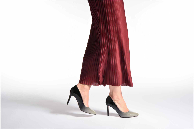 Zapatos de tacón Georgia Rose Glady Vino vista de abajo