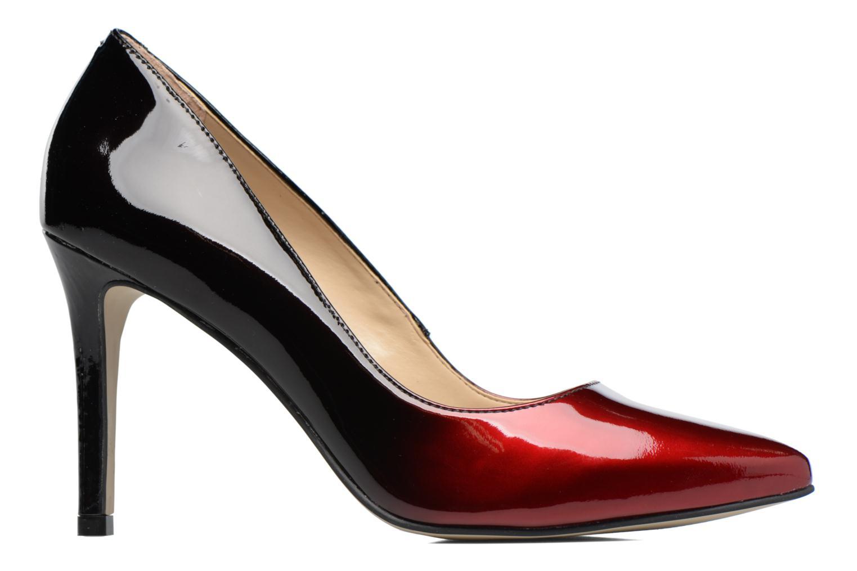 High heels Georgia Rose Glady Burgundy back view