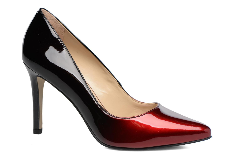 High heels Georgia Rose Glady Burgundy detailed view/ Pair view