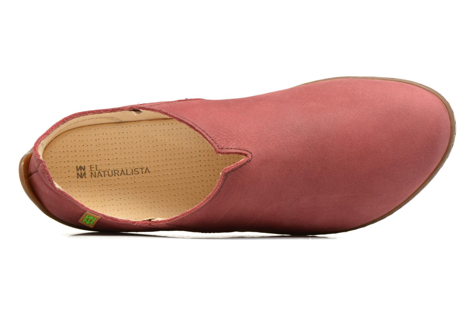 Loafers El Naturalista Bee ND80 Burgundy view from the left