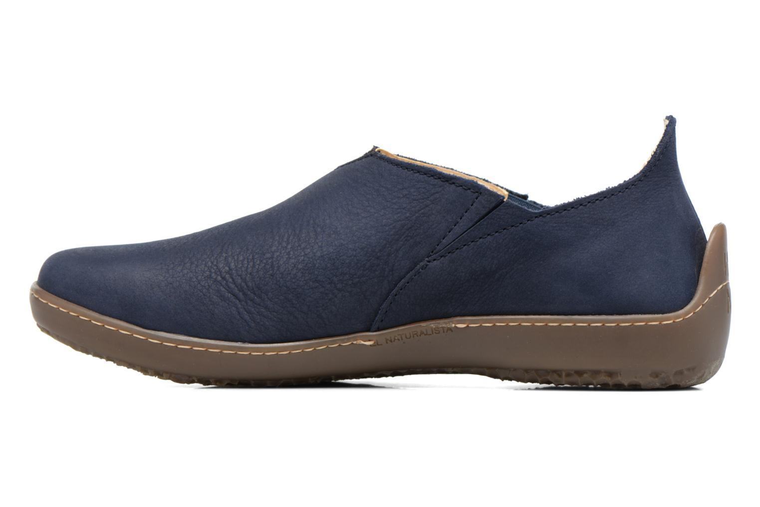 Loafers El Naturalista Bee ND80 Blue front view