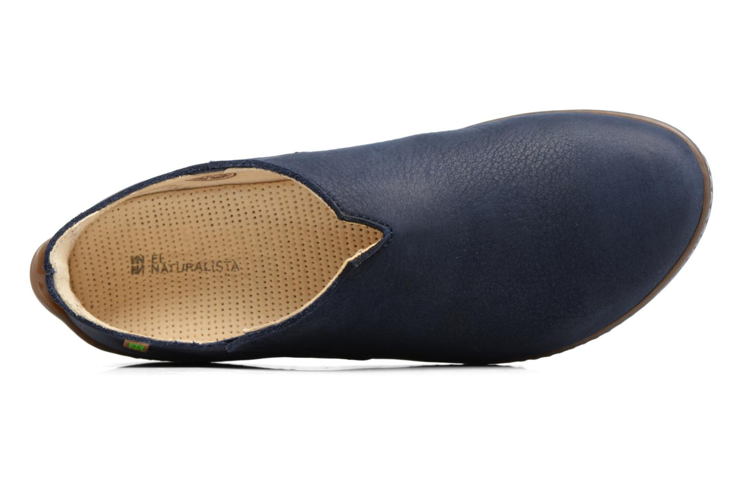 Loafers El Naturalista Bee ND80 Blue view from the left