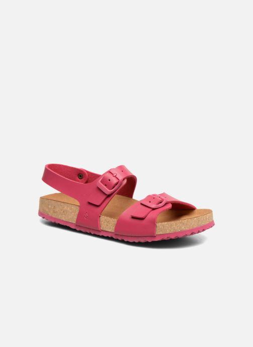Sandali e scarpe aperte El Naturalista Waraji NE57 Rosa vedi dettaglio/paio