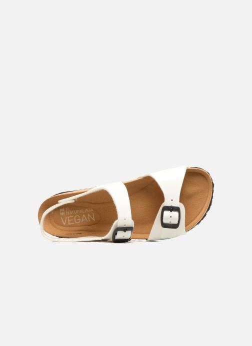 Sandales et nu-pieds El Naturalista Waraji NE67 Blanc vue gauche
