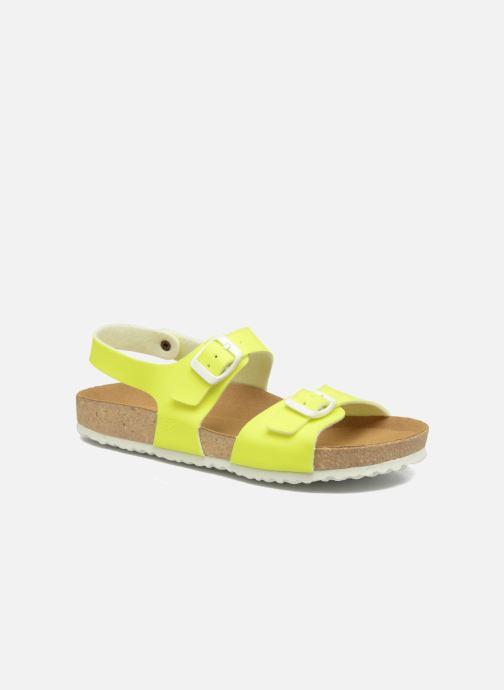 Sandali e scarpe aperte El Naturalista Waraji NE67 Giallo vedi dettaglio/paio