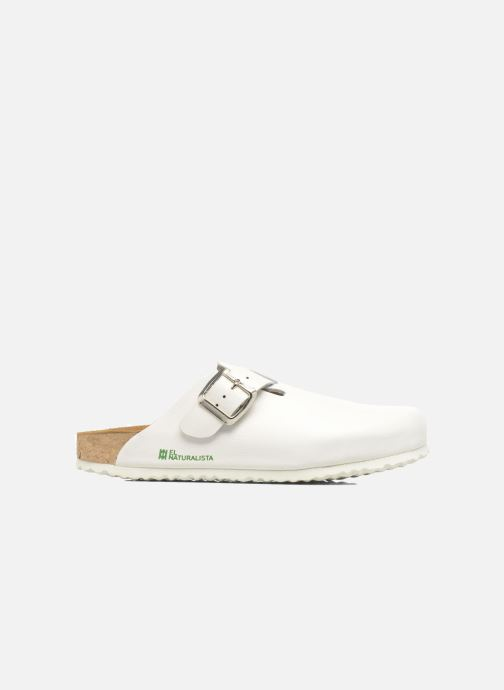 Mules & clogs El Naturalista Waraji NE32 White back view