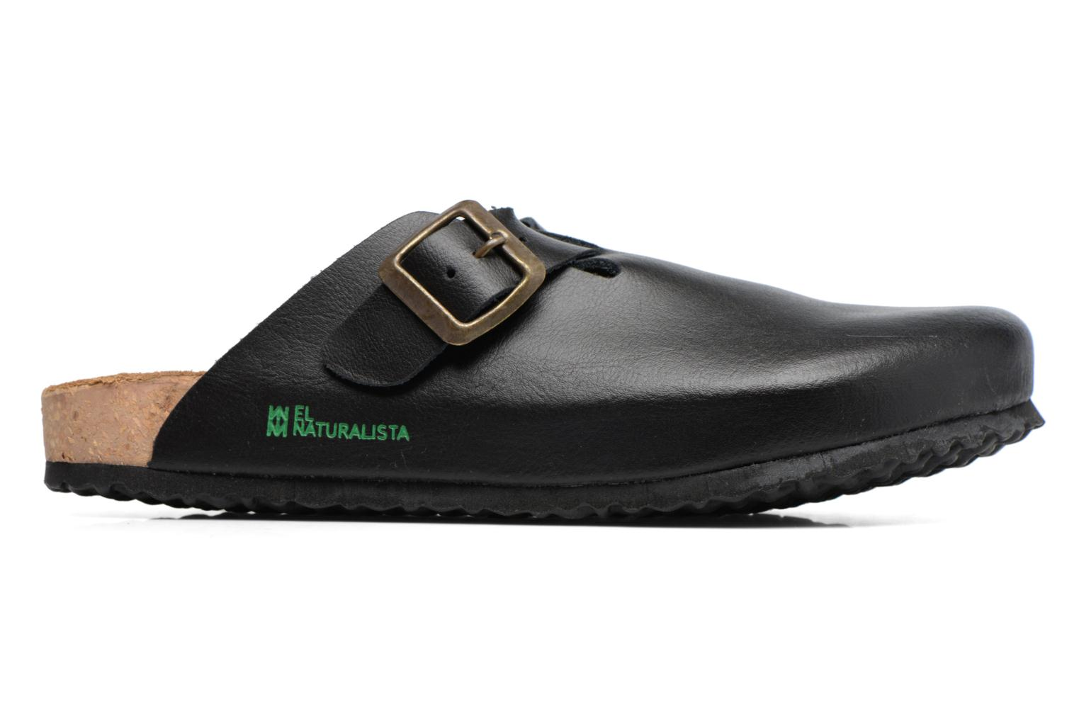 Mules & clogs El Naturalista Waraji NE32 Black back view