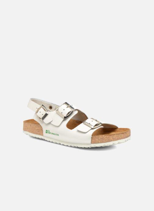 Sandali e scarpe aperte El Naturalista Waraji NE31 W Bianco vedi dettaglio/paio