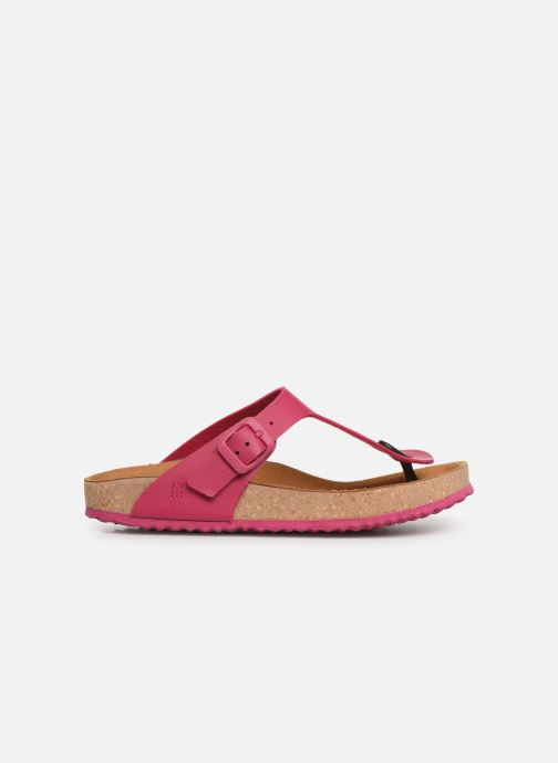 Sandals El Naturalista Waraji NE59 Pink back view