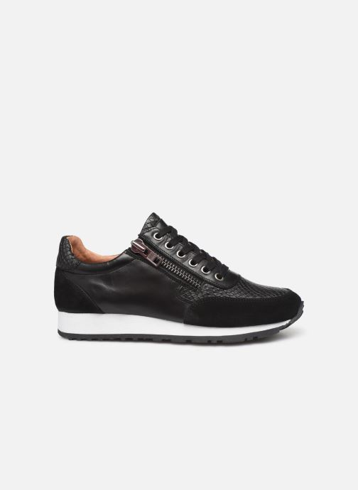 Sneakers Georgia Rose Cezip Zwart achterkant