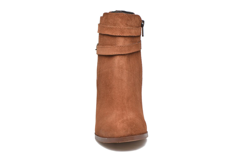 Bottines et boots Georgia Rose Cepari Marron vue portées chaussures