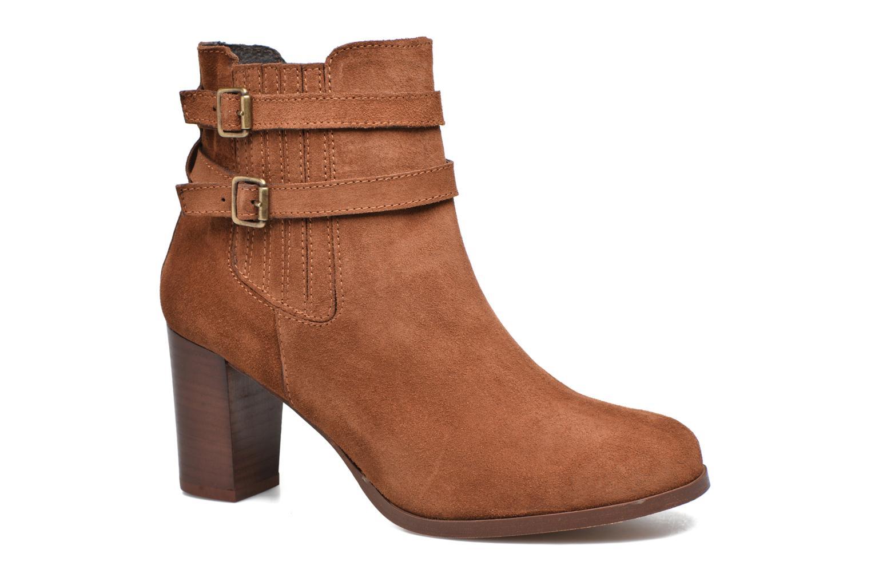 Bottines et boots Georgia Rose Cepari Marron vue détail/paire