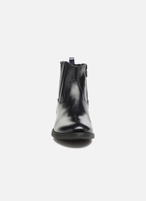 Bottines et boots Acebo's Lolette Bleu vue portées chaussures