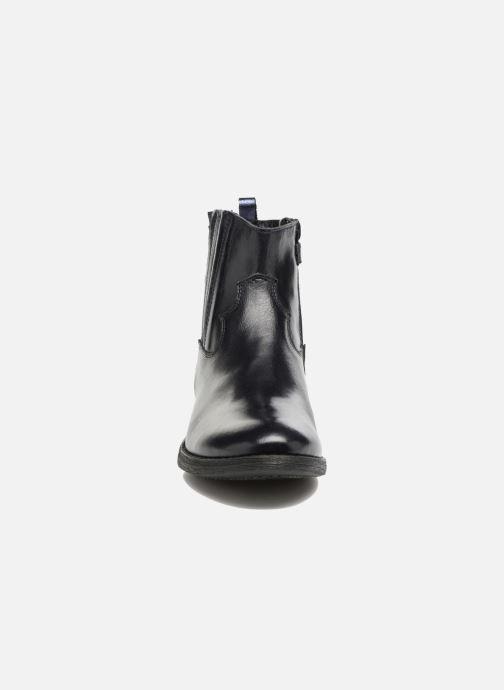 Stiefeletten & Boots Acebo's Lolette blau schuhe getragen