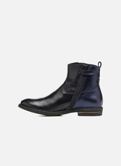 Bottines et boots Acebo's Lolette Bleu vue face