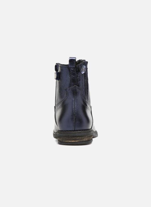 Bottines et boots Acebo's Lolette Bleu vue droite