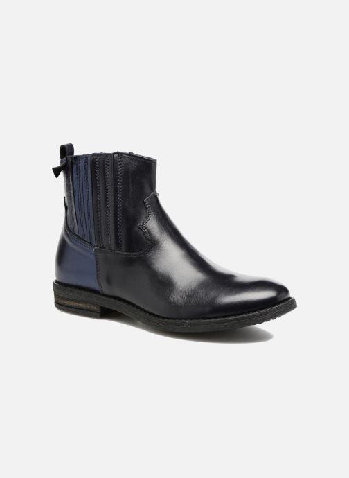 Bottines et boots Acebo's Lolette Bleu vue détail/paire
