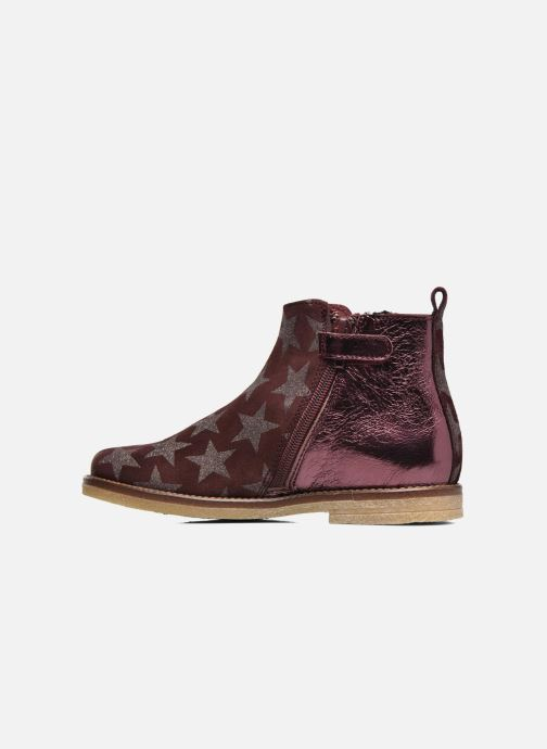 Ankle boots Acebo's Shara Burgundy front view