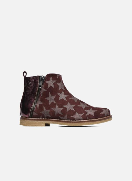 Ankle boots Acebo's Shara Burgundy back view