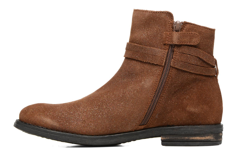 Bottines et boots Acebo's Lolita Marron vue face