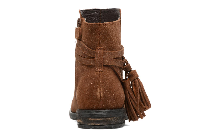Bottines et boots Acebo's Lolita Marron vue droite