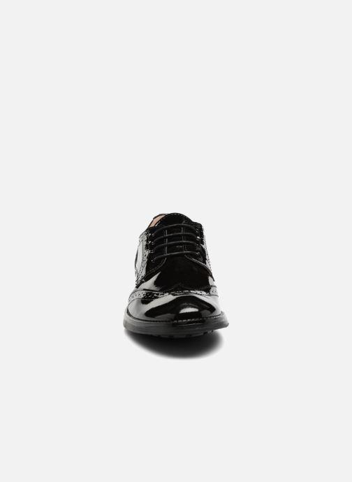 Chaussures à lacets Acebo's Camilla Noir vue portées chaussures