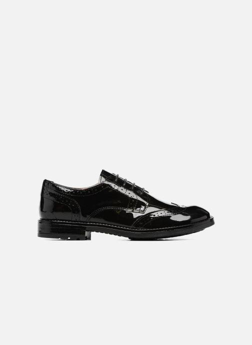 Chaussures à lacets Acebo's Camilla Noir vue derrière
