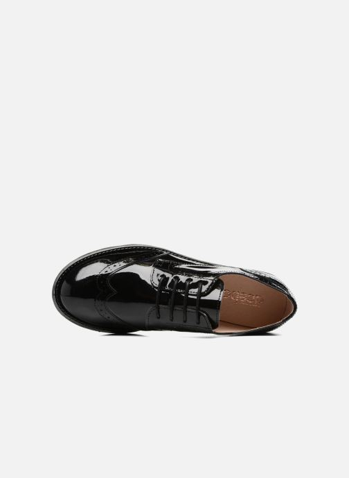Chaussures à lacets Acebo's Camilla Noir vue gauche