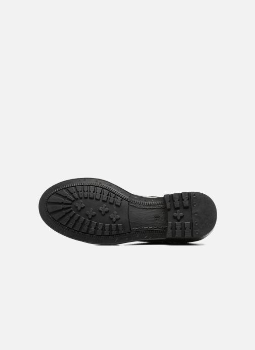 Chaussures à lacets Acebo's Camilla Noir vue haut
