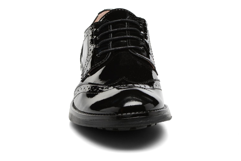Schnürschuhe Acebo's Camilla schwarz schuhe getragen
