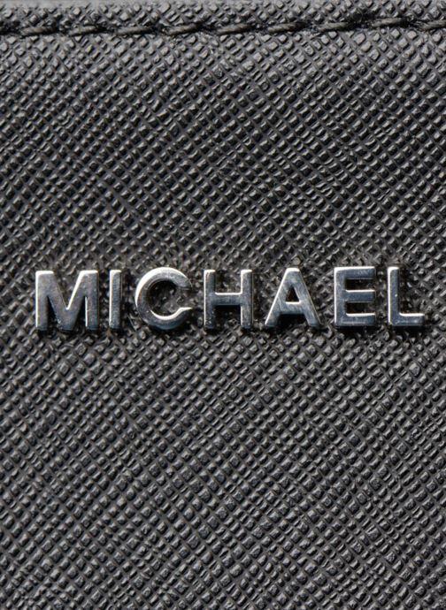 Handtassen Michael Michael Kors LG EW Crossbody Zwart links