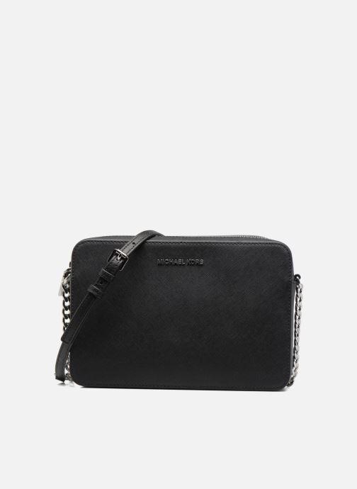 Handbags Michael Michael Kors LG EW Crossbody Black detailed view/ Pair view