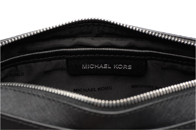 Bolsos de mano Michael Michael Kors LG EW Crossbody Negro vistra trasera