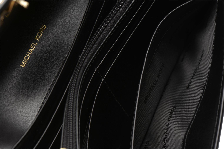 Petite Maroquinerie Michael Michael Kors Motte LG Carryall Noir vue derrière