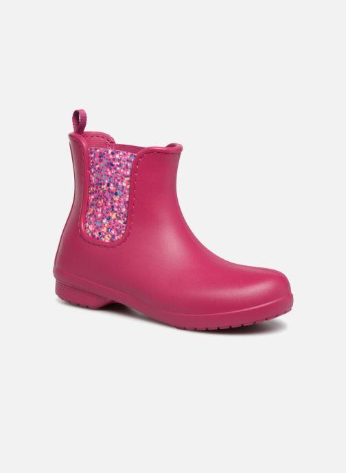 Bottines et boots Crocs Crocs Freesail Chelsea Boot W Rose vue détail/paire