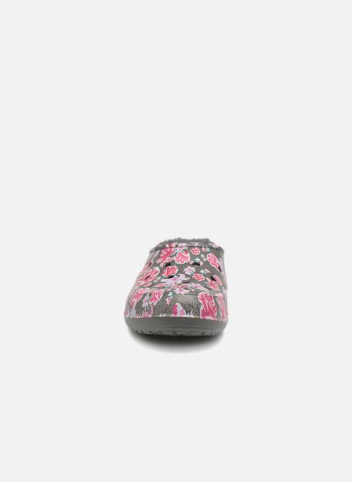 Clogs og træsko Crocs Crocs Freesail Graphic Lined Pink se skoene på