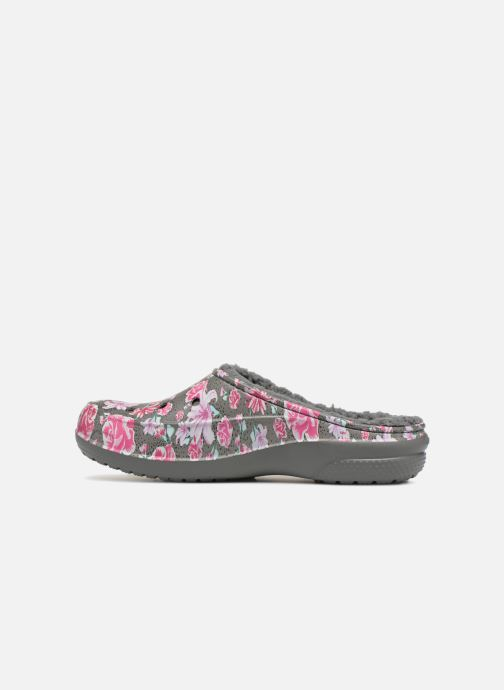 Zoccoli Crocs Crocs Freesail Graphic Lined Rosa immagine frontale