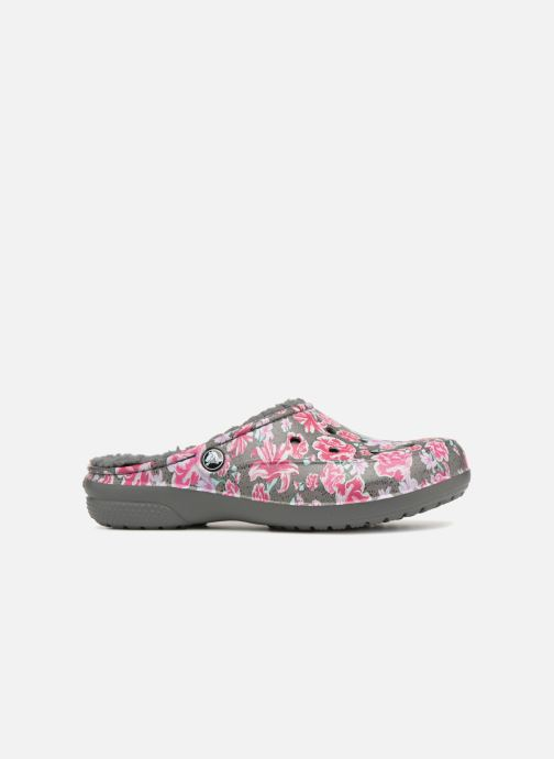 Mules & clogs Crocs Crocs Freesail Graphic Lined Pink back view