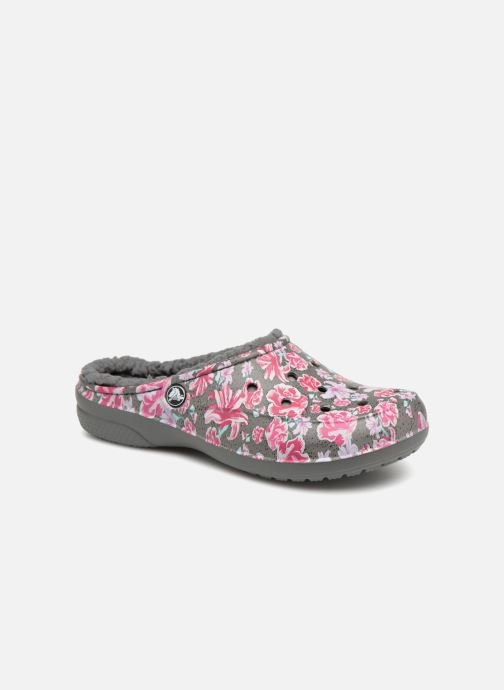 Mules & clogs Crocs Crocs Freesail Graphic Lined Pink detailed view/ Pair view