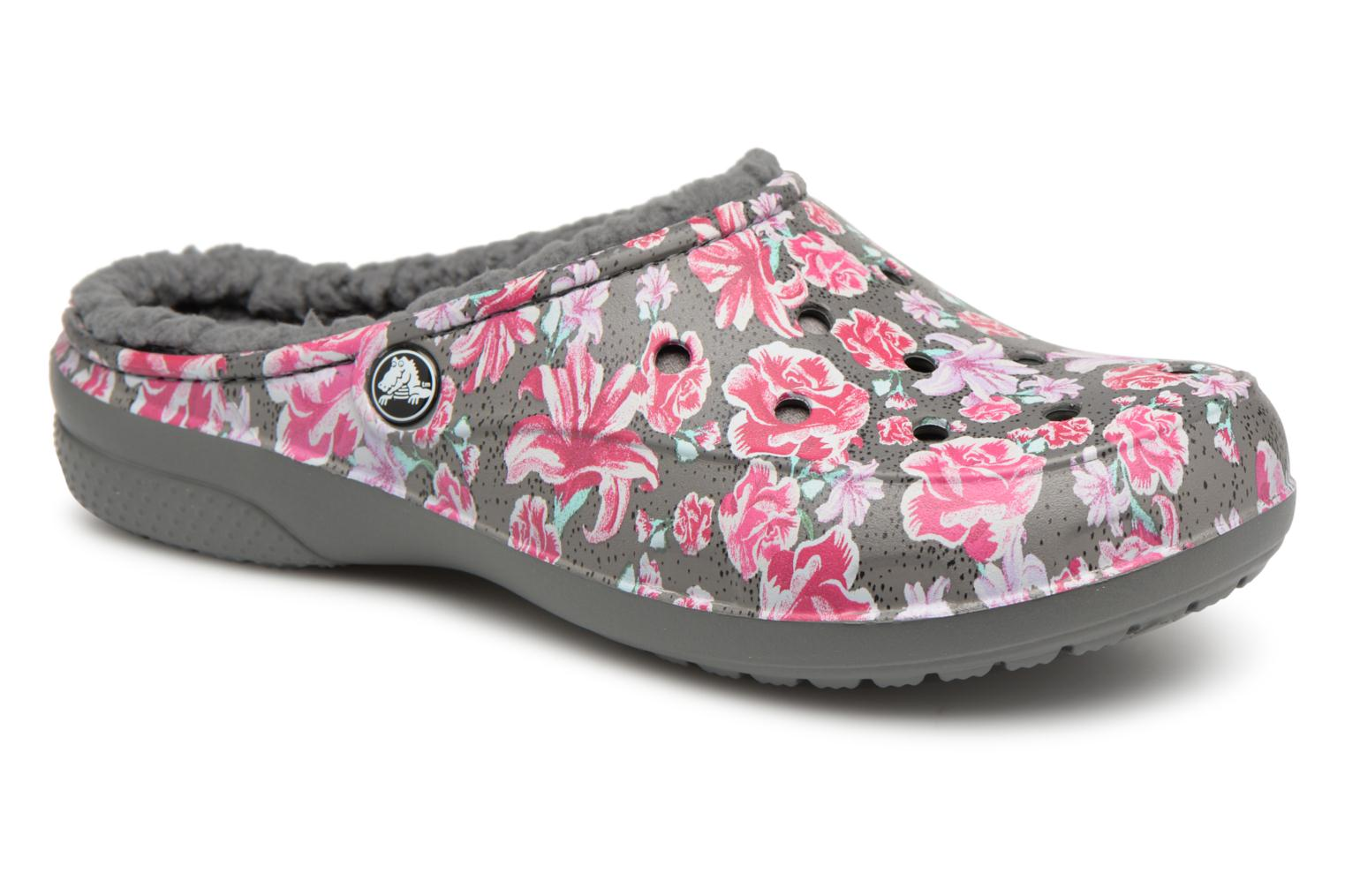 Zoccoli Donna Crocs Freesail Graphic Lined