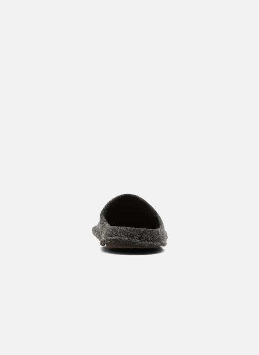 Hausschuhe Crocs Classic Slipper schwarz ansicht von rechts