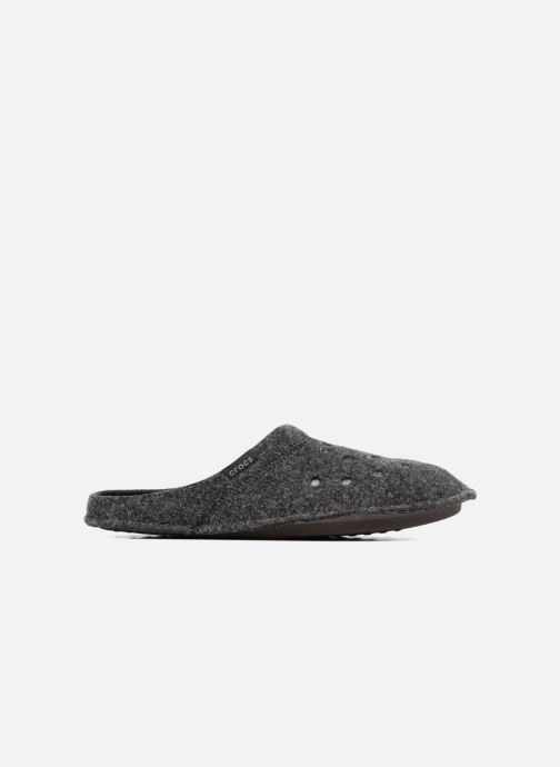 Hausschuhe Crocs Classic Slipper schwarz ansicht von hinten