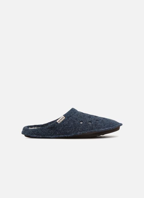 Chaussons Crocs Classic Slipper Bleu vue derrière