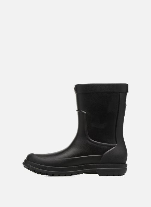 Boots & wellies Crocs AllCast Rain Boot M Black front view