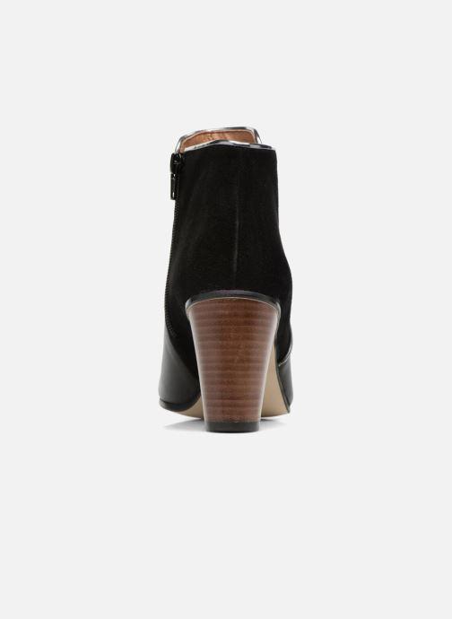 Boots en enkellaarsjes Georgia Rose EOLIA Zwart rechts