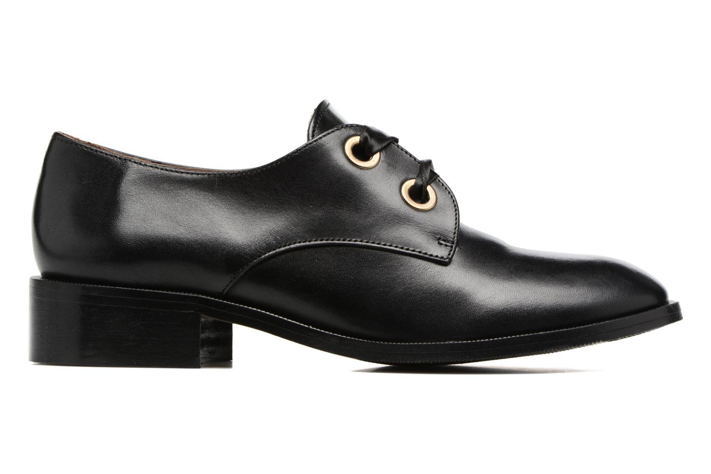 Chaussures à lacets Georgia Rose EVANA Noir vue derrière