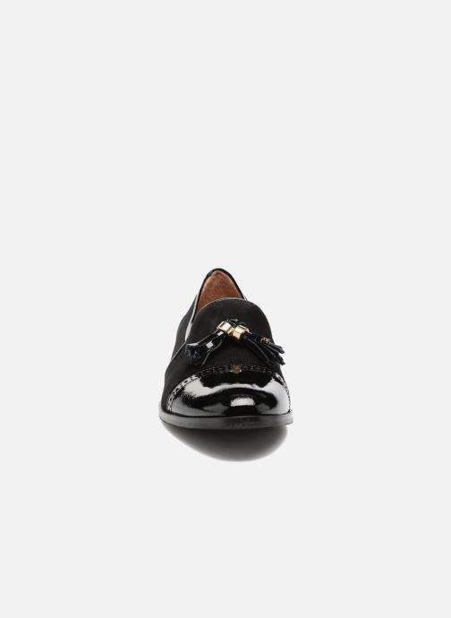Mocassins Georgia Rose EMILIA Noir vue portées chaussures