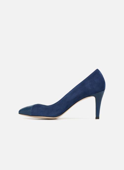 Zapatos de tacón Georgia Rose ECLAT Azul vista de frente